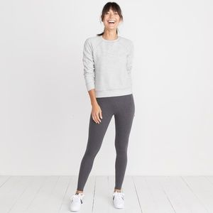 Marine Layer Chill Legging in Charcoal